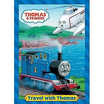 Travel with Thomas by Tino Santanach - 9780375839535 Book
