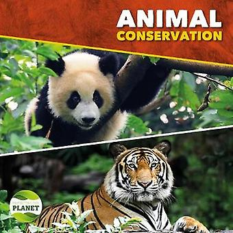 Animal Conservation by Harriet Brundle - 9781786372598 Book