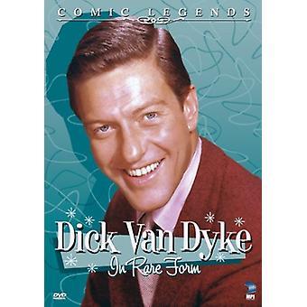 Comic Legends: Dick Van Dyke-in Rare Form [DVD] USA import