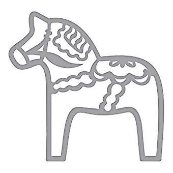 Spellbinders Dala Horse Die (S3-328)