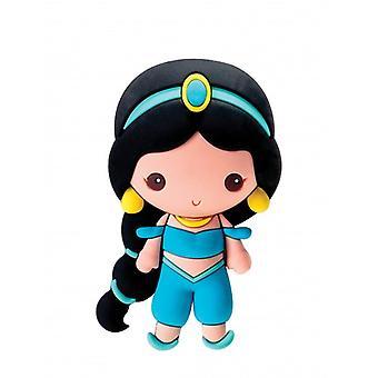3D skum magnet-Disney-Jasmine nya 86216