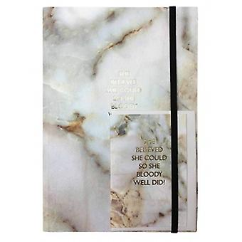 She Believed She Could Notebook | Gifts From Handpicked