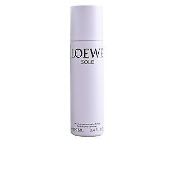 Loewe Solo Loewe Deo Spray 100 Ml For Men