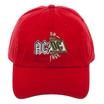 Baseball Cap - AC/DC - Split Logo Dad Hat New ba5s3aadc