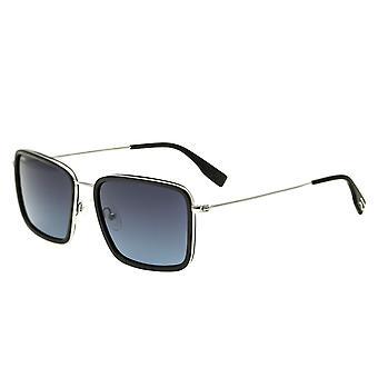 تبسيط باركر الاستقطاب النظارات الشمسية-أسود/أسود