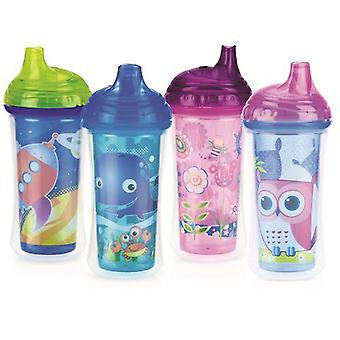 Nûby 1 P Pp Cup Click It (Kitchen , Household , Child's)
