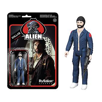 Figura de Reacción de Alien Dallas