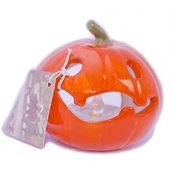 Heaven Sends Battery T-Light Pumpkin Decoration| Handpicked Gifts