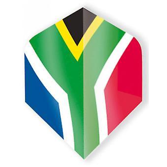 Unicorn Darts Maestro.100 World Flags Plus Flights Ultra Durable - South Africa