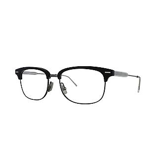 Dior Homme Dior0215 TSJ Black-Matte Grey Glasses