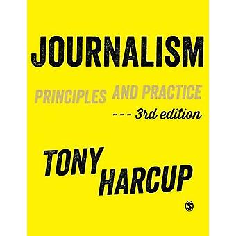 Journalism by Harcup & Tony