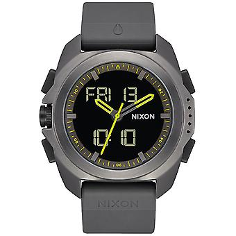 Nixon ripley Watch for Men Analog/ Digital with Silicone Bracelet A1267131