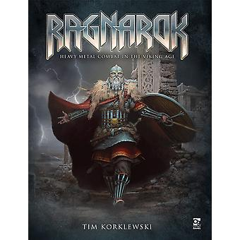 Ragnarok heavy metal de combatere în epoca Viking Book