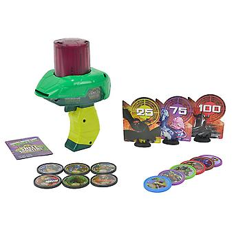 Simba Teenage Mutant Ninja Turtles Shell Shooters avec Shooter Toy