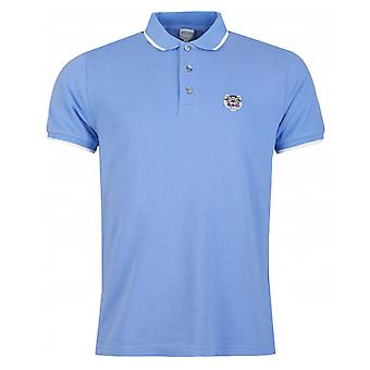 Kenzo Tiger Crest Fit Polo Shirt