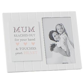 Shudehill Giftware Madison Style Mum 4 X 6 Mdf Photo Frame