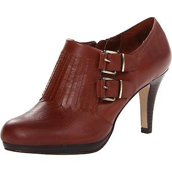 AK Anne Klein Women's Warrena Leather Boot