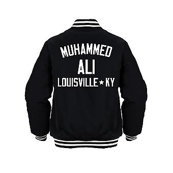 Muhammed Ali Boxing Legend Jacket