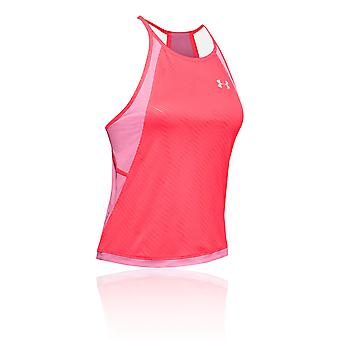 Under Armour Qualifier Iso-Chill Embossed Women-apos;s Vest - SS20