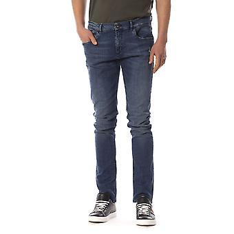 Men's Blue Trussardi Jeans