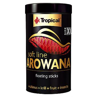 Tropical 67333 Soft Line Arowana L 100 ml (Fish , Food , Warm Water)