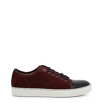 Lanvin Original Men All Year Sneakers - Red Color 39550