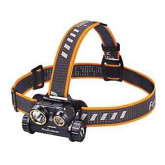 Fenix HM65R Rechargeable Headlamp, 1400 Lumens, USB-C, Battery Included #HM65R