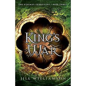 King's War by Jill Williamson - 9780764218323 Book
