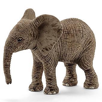 Schleich afrikanischer Elefant Kalb