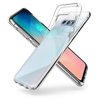 Hull For Samsung Galaxy S10e Liquid Crystal Transparent