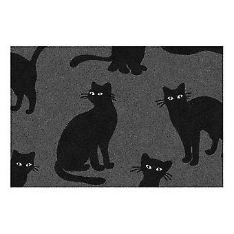 Kids Rug - Cats II - Wasbaar - 50 x 75 cm