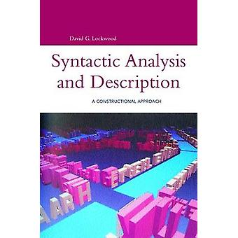 Syntactic Analysis and Description by Lockwood & David
