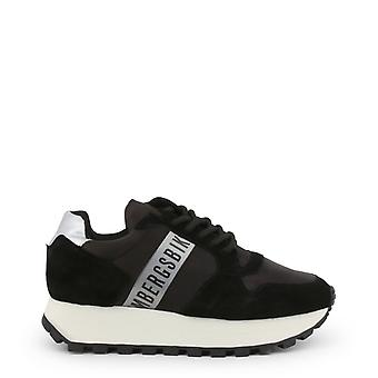 Woman leather sneakers shoes b18039