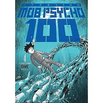 Mob Psycho 100 Volume 4 by ONE - 9781506713694 Book