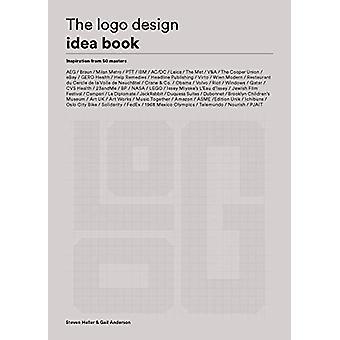The Logo Design Idea Book by Steven Heller - 9781786274120 Book