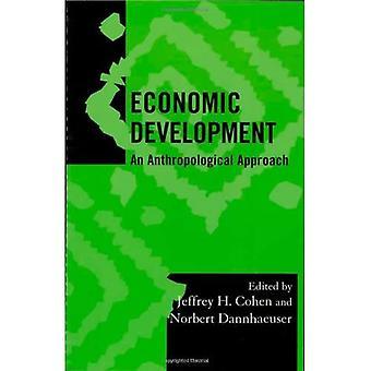 Desenvolvimento econômico: Uma abordagem antropológica (sociedade de antropologia econômica monografia)