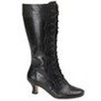 ARRAY Womens Vintage Stängt Tå Knä High Fashion Boots