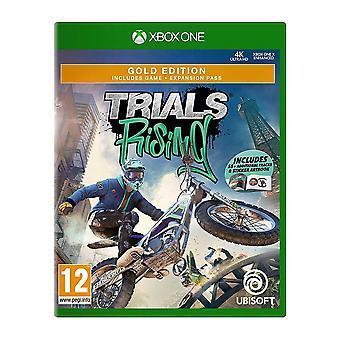 ניסויים מהדורת זהב עולה (Xbox 1)