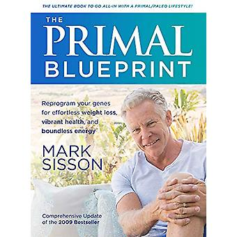 The Primal Blueprint by Mark Sisson - 9781939563477 Book