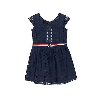 Alouette Girls' Dress With Perfect Details All Over