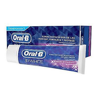 Toothpaste Whitening 3d White Oral-B (75 ml)