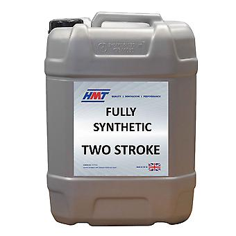 HMT HMTM124 Fully Synthetic Two Stroke Oil - 20 Litre Plastic