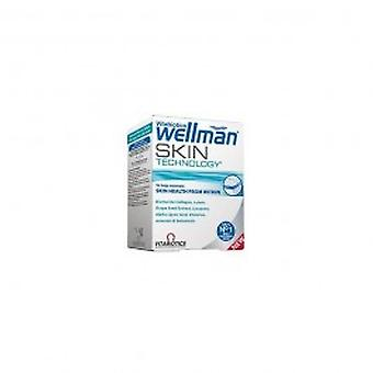 Vitabiotics - Wellman Skin Tablets 60