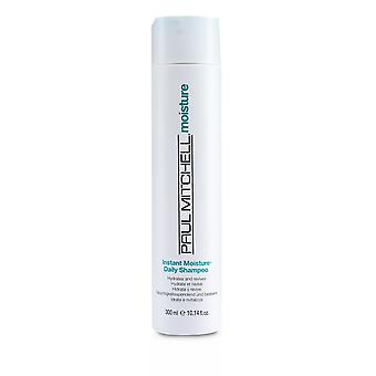 Moisture instant moisture daily shampoo (hydrates and revives) 98541 300ml/10.14oz
