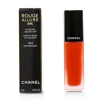 Rouge allure ink matte liquid lip colour   # 164 entusiasta 6ml/0.2oz