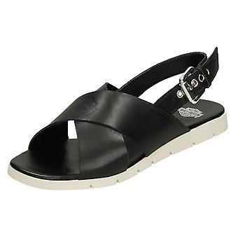 Ladies Harley Davidson Casual Slingback Sandals Doron