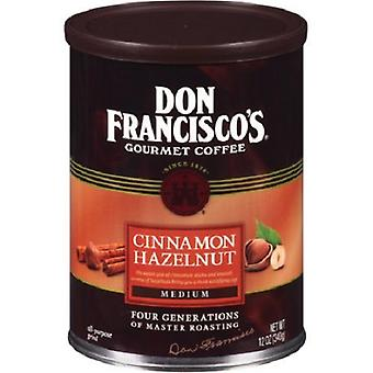 Don Francisco's Gourmet Coffee Cinnamon Hazelnut