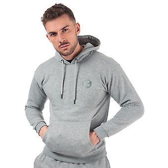 Men's Creative Recreation Gloss Print Hoody in Grey