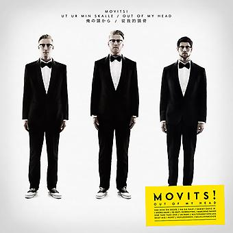 Movits! - Out of My Head [CD] USA import