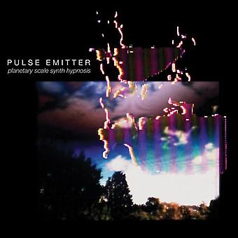 Pulse Emitter - Planetary Scale Synth Hypnosis [CD] USA import